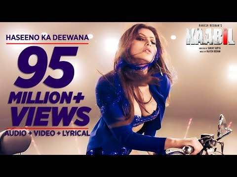 Xxx Mp4 Haseeno Ka Deewana Video Song Kaabil Hrithik Roshan Urvashi Rautela Raftaar Payal Dev 3gp Sex