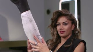 nicole scherzinger @ The Hot Desk