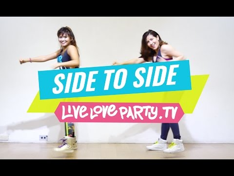 Side To Side | Zumba® | Live Love Party