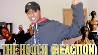 TRAVIS SCOTT - THE HOOCH (REACTION)