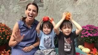 Itsy Bitsy Pumpkin - Suzi Shelton - Sing with Suzi Season 4