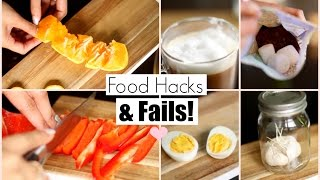 Kitchen Tricks Hacks & Fails