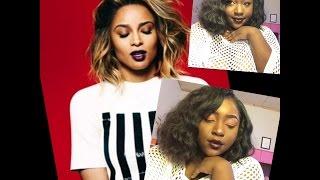 Ciara makeup tutorial