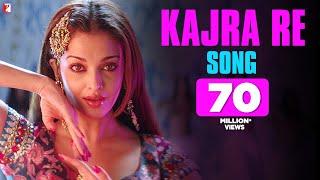 Kajra Re - Full Song | Bunty Aur Babli | Amitabh Bachchan | Abhishek Bachchan |  Aishwarya Rai