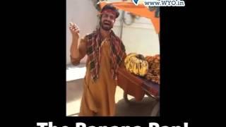 Banana Rap SONG pakistani