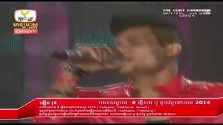 The Voice Cambodia - 09 11 2014 - 6 - Live Show Week5