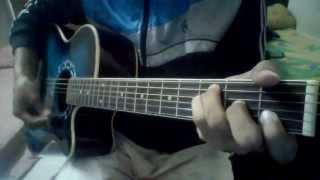 Old School - Aaj raate kono rupkotha nei Guitar Lesson