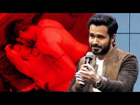 Xxx Mp4 Emraan Hashmi Reaction On Kiss With Sunny Leone In Baadshaho 3gp Sex