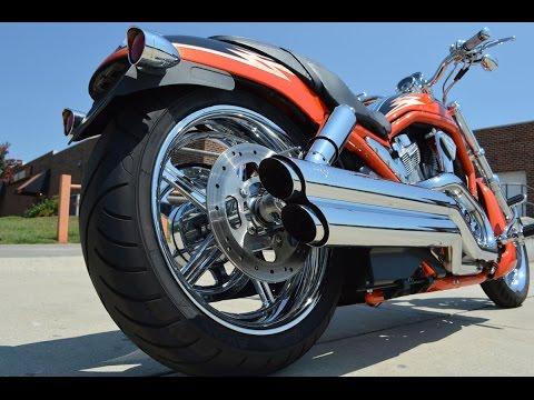 Sold! 2005 Harley-Davidson® VRSCSE CVO V-ROD 5959
