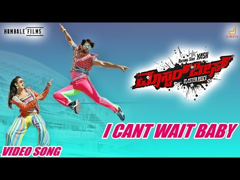 Xxx Mp4 Masterpiece I Cant Wait Baby Kannada Movie Song Video Rocking Star Yash V Harikrishna 3gp Sex