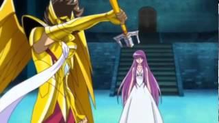 Saint Seiya Omega poseidon  Ultimate Cosmo