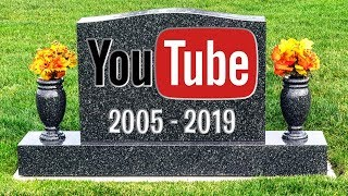 THE END OF YOUTUBE