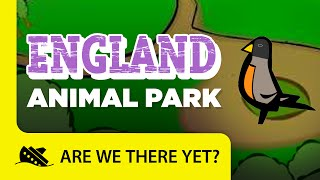 England: Animal Park - Travel Kids in Europe