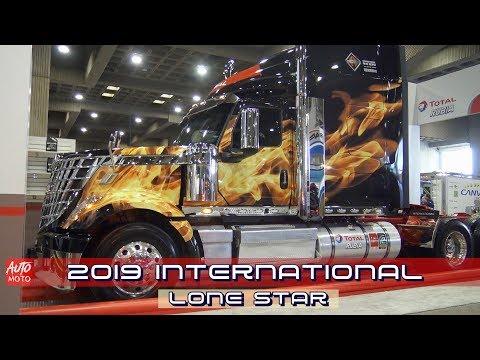 2019 International Lone Star Exterior And Interior ExpoCam 2019