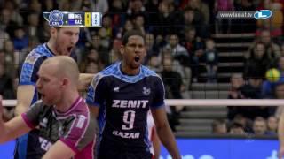 CLVolleyM - Playoff 6 Leg 2 - Belogorie BELGOROD vs Zenit KAZAN