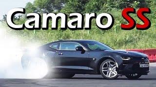 쉐보레 카마로 SS 시승기 1부, 수퍼카급 아메리칸 머슬카 Chevrolet Camaro SS