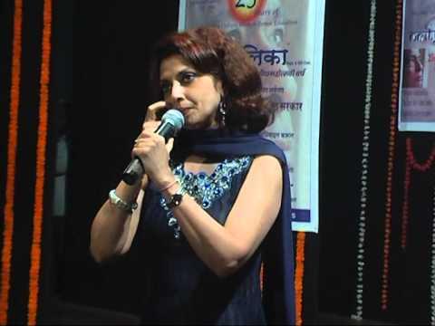 Xxx Mp4 Shri Subal Sarkar S Memories Shared By Top Marathi Actress Varsha Usgaonkar In Nrityalika Mahotsav 3gp Sex