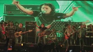 পাগলা হাওয়া (Pagla Hawa) James live Concert Pagla Hawar Tore from jamalpur