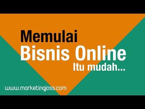 3 cara memulai bisnis online Mudah Sekali