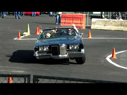 1971 Pontiac Grand Ville Autocross