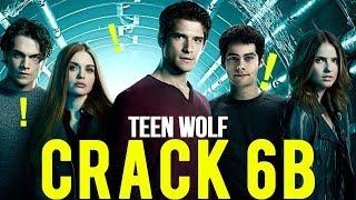 TEEN WOLF 6B CRACK #1