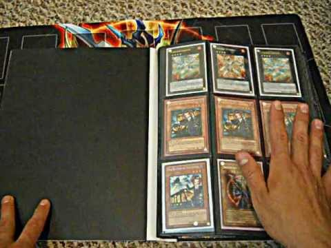 Last Yu-Gi-Oh! Trade Binder before Galactic Overlord Sneak Peek (4/23/2012)