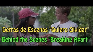 Giselle presenta Detras de Escenas/Behind the Scenes