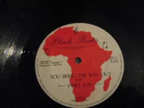"""Janet Kay  - You bring the sun out.  (12"""" ReggaeLovers Rock)"""