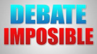 Así gané un debate imposible de ganar.