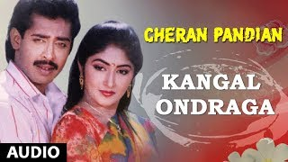 Kangal Ondraga Full Song || Cheran Pandian || Sarath Kumar, Srija, Soundaryan | Tamil Songs
