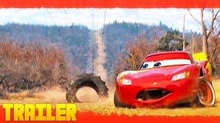 Cars 3 (2017) Disney Nuevo Tráiler Oficial #5 Subtitulado