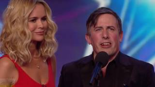 Britain's Got Talent 2016 S10E07 Christian Lee - Comedian or Magician? BOTH Full Audition