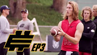 Top QB Prospects Compete in 7-On-7 to Make Final Case for a Spot on the Elite 11 | NFL Network