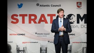 "#StratComDC: Christopher Krebs on ""Protecting the US Election"""