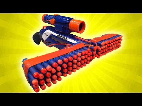 TOP 10 NERF GUN MODS