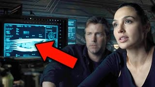JUSTICE LEAGUE Trailer Breakdown ALL EASTER EGGS - SDCC Comic-Con 2016 Trailer Reaction & Analysis