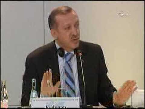 Erdoğan ermeni sorusuna çok kızdı
