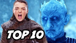 Game Of Thrones Season 7 Episode 6 - TOP 10 Q&A