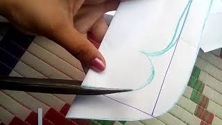 Best six Neck design cutting