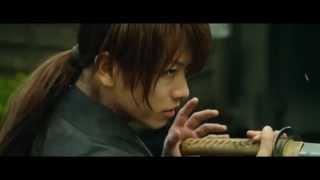 Video Trailer Film Samurai X 2014   Kyoto Taika hen & Rurouni Kenshin  Densetsu no Saigo hen