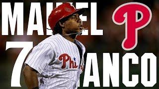Maikel Franco | Phillies 2016 Highlights Mix ᴴᴰ