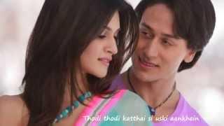 Rabba (Heropanti) Full Instrumental cover with lyrics feat. Sourabh Harit 1080p