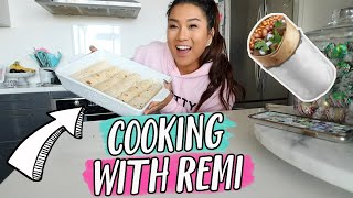 COOKING WITH REMI IS BACK!! Vlogmas Day 8