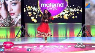 materna Show 2016 - May abdelwahed - Agneepath chikni chameli