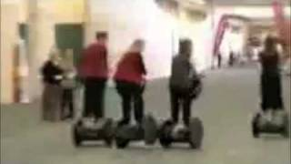 90 Seconds of Segway Crashes