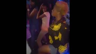 Kush Tracey Gets Ratchet With Horny Girls in a Club