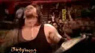 WWE Judgement Day 2008