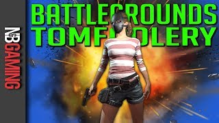 Battlegrounds Tomfoolery Ep7 - Playerunknown