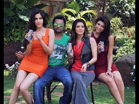 Sunny Leone, Archana Vijaya, Sonalli Sehgall  At XXX Energy Drink Campaign