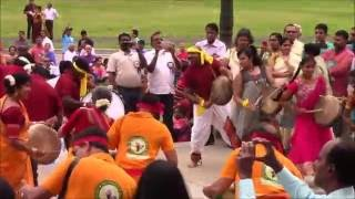 Parai Performance during Sangangalin Sangamam At FETNA's 29th Tamil Convention 2016